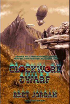 Clockwork Dwarf: Purple Sword Publications